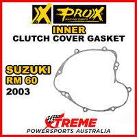 ProX For Suzuki RM60 RM 60 2003 Inner Clutch Cover Gasket 37.19.G4085