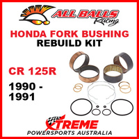 All Balls 38-6006 Honda CR125R CR 125R 1990-1991 Fork Bushing Kit