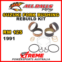 All Balls 38-6006 For Suzuki RM125 RM 125 1991 Fork Bushing Kit