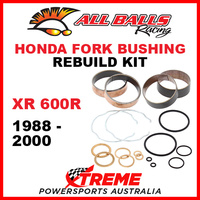 All Balls 38-6026 Honda XR600R XR 600R 1988-2000 Fork Bushing Kit