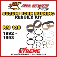 All Balls 38-6030 Suzuki RM125 RM 125 1992-1993 Fork Bushing Kit