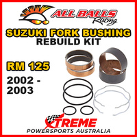 All Balls 38-6032 Suzuki RM125 RM 125 2002-2003 Fork Bushing Kit