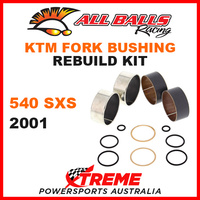 38-6053 KTM 540SXS 540 SXS 2001 MX Fork Bushing Rebuild Kit Dirt Bike