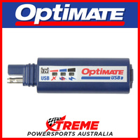 Optimate 2400mA USB Charger & 3-LED Battery Monitor