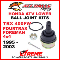 42-1009 Honda ATV TRX400FW Fourtrax Foreman 4x4 1995-2003 Lower Ball Joint Kit