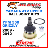 42-1029 Yamaha YFM550 YFM 550 Grizzly 2009-2012 ATV Upper Ball Joint Kit