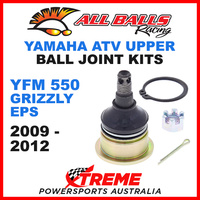 42-1029 Yamaha YFM550 YFM 550 Grizzly EPS 2009-2012 ATV Upper Ball Joint Kit