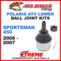 All Balls 42-1030 Sportsman 450 2006-2007 ATV Lower Ball Joint Kit