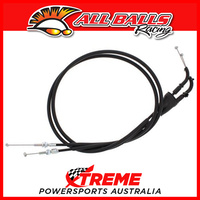 45-1178 Yamaha YZ250F YZF250 2001-2002 Throttle Push/Pull Cable All Balls Racing