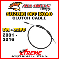 ALL BALLS 45-2130 CLUTCH CABLE SUZUKI DRZ250 DRZ 250 2001-2015 DIRT BIKE