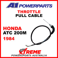 A1 Powerparts Honda ATC200M ATC 200M 1984 Throttle Pull Cable 50-046-10