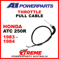 A1 Powerparts Honda ATC250R ATC 250R 1983-1984 Throttle Pull Cable 50-062-10