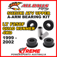 50-1039 Suzuki LT-F250F 4WD Quad Runner 1999-2002 ATV Upper A-Arm Bearing Kit