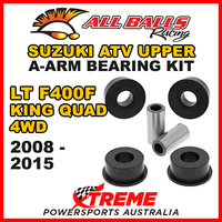50-1039 Suzuki LT-F400F 4WD King Quad 2008-2015 ATV Upper A-Arm Bearing Kit