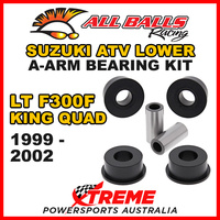 50-1039 Suzuki LTF 300F King Quad 1999-2002 ATV Lower A-Arm Bearing Kit