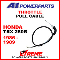 A1 Powerparts Honda TRX250R TRX 250R 1986-1989 Throttle Pull Cable 50-191-10