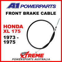 A1 Powersports Honda XL175 XL 175 1973-1975 Front Brake Cable 50-437-30