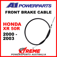 A1 Powersports Honda XR50R XR 50R 2000-2003 Front Brake Cable 50-GEL-30