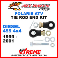 51-1021 Polaris Diesel 455 4X4 1999-2001 Tie Rod End Kit