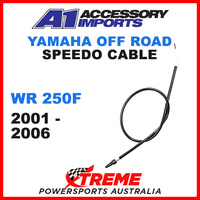A1 Powerparts Yamaha WR250F WR 250F 2001-2006 Speedo Cable 51-4V5-50