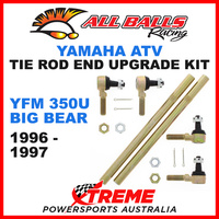 52-1008 Yamaha YFM 350U Big Bear 1996-1997 Tie Rod End Upgrade Kit