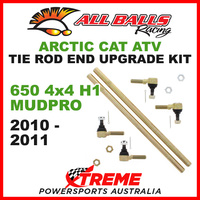 52-1022 Arctic Cat 650 4X4 H1 Mudpro 2010-2011 ATV Tie Rod End Upgrade Kit