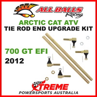 52-1022 Arctic Cat ATV 700 GT EFI 2012 Tie Rod End Upgrade Kit