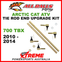52-1022 Arctic Cat ATV 700 TBX 2010-2014 Tie Rod End Upgrade Kit
