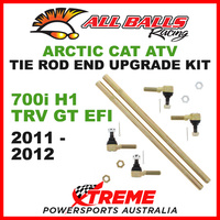 52-1022 Arctic Cat ATV 700i H1 TRV GT EFI 2011-2012 Tie Rod End Upgrade Kit