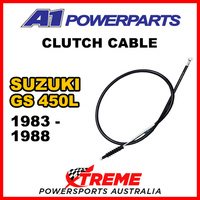 A1 Powerparts For Suzuki GS450L GS 450L 1983-1988 Clutch Cable 52-127-20