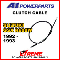 A1 Powerparts For Suzuki GSX-R600W 1992-1993 Clutch Cable 52-153-20