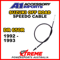 A1 Powerparts For Suzuki DR650R DR 650R 1992-1993 Speedo Cable 52-402-50