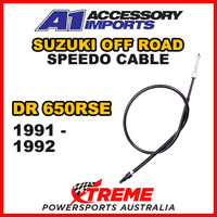 A1 Powerparts For Suzuki DR650RSE DR 650RSE 1991-1992 Speedo Cable 52-402-50