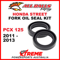 All Balls 55-104 Honda PCX125 PCX 125 2011-2013 Fork Oil Seal Kit 31x43x10