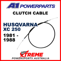 A1 Powerparts Husqvarna XC250 XC 250 1981-1988 Clutch Cable 56-002-20T