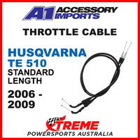 A1 Powerparts Husqvarna TE510 TE 510 06-09 Throttle Push Pull Cable 56-125-10