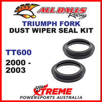 57-102 Triumph TT600 2000-2003 Fork Dust Wiper Seal Kit 43x55
