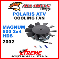 ALL BALLS 70-1002 ATV POLARIS MAGNUM 500 2X4 HDS 2002 COOLING FAN ASSEMBLY