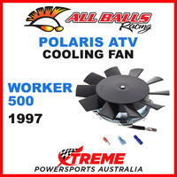 ALL BALLS 70-1002 ATV POLARIS WORKER 500 1997 COOLING FAN ASSEMBLY