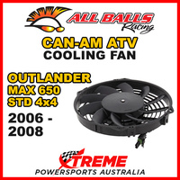 ALL BALLS 70-1003 ATV CAN-AM OUTLANDER MAX 650 STD 4X4 2006-2008 COOLING FAN ASSEMBLY