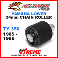ALL BALLS 79-5001 MX LOWER CHAIN ROLLER 34mm YAMAHA TY350 TY 350 1985-1986