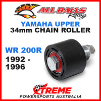ALL BALLS 79-5008 MX UPPER CHAIN ROLLER 34mm YAMAHA WR200R WR 200R 1992-1996