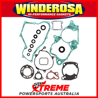 Winderosa 811205 Honda CR80R CR 80R 1986-1991 Complete Gasket Set & Oil Seals
