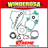 Complete Gasket Set & Oil Seals Honda CR80RB BIG WHEEL 97-02 Winderosa 811206