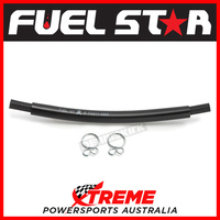 Fuel Star Honda XR80R XR 80R 1998-2003 Fuel Tap Hose & Clamp Kit FS110-0103
