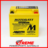Motobatt 12V 100CCA 6.5AH MBTZ7S Beta RR 250 2T 2015-2017 Quad-Flex AGM Battery
