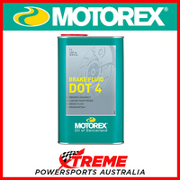 Motorex 1L DOT 4 High-performance Brake Fluid MBFDOT41