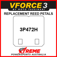 Moto Tassinari 3P472H  VForce3  Reed Petals for Block V381A