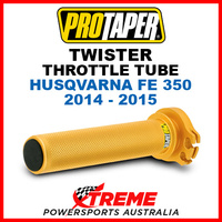 ProTaper Husqvarna FE 350 2014-2015 Throttle Tube Gold 02-2864 PT Renthal 7/8""