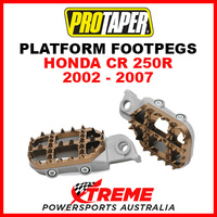 Pro Taper 02-3200 Honda CR250R 2002-2007 2.3 Platform Footpegs